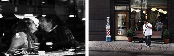 Lyssna på den internationella gatufotografen 18 februari Foto: Mats Alfredsson