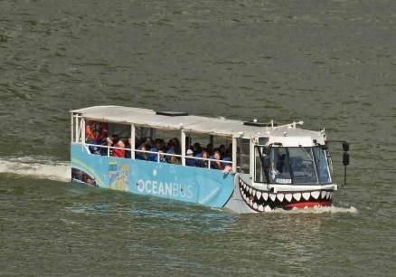 Oceanbus. Foto: Hans Erik Svensson